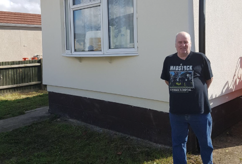 Park Home External Wall Insulation Introducing Our Competition Winner